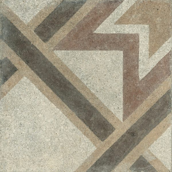 BENEDIKT TILES ABK Play Concrete Retro A 20x20 nat.