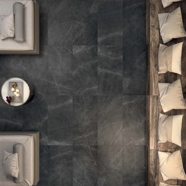 BENEDIKT TILES ABK Sensi Pietra Grey 60x120 sablé rett.