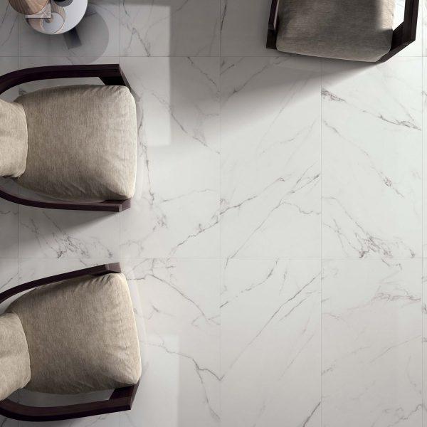 BENEDIKT TILES ABK Sensi Statuario White 60x120 lux rett.
