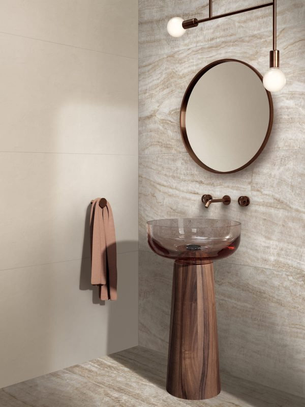 BENEDIKT TILES ABK Wide & Style Alabaster 60x120 nat. rett.