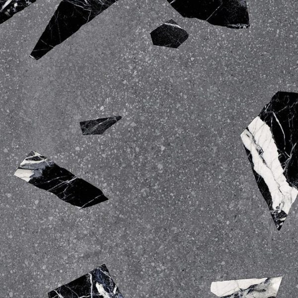 BENEDIKT TILES Ergon Medley Rock Dark Grey 60×60 nat. rett. beltéri és kültéri padló- és falburkolat (EH8S)