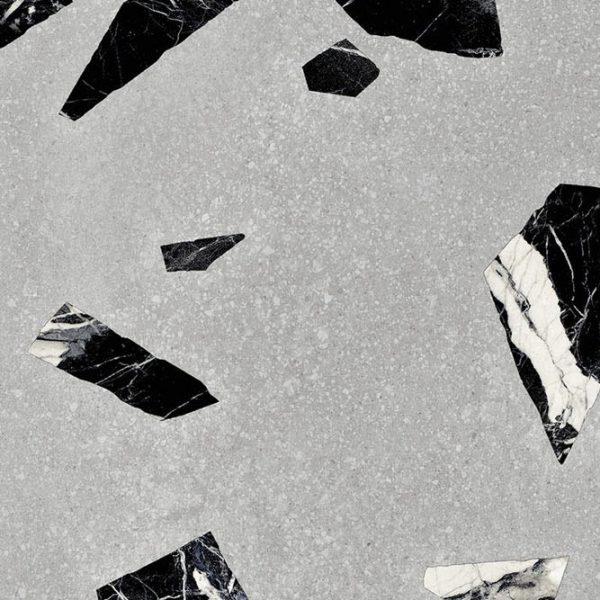 BENEDIKT TILES Ergon Medley Rock Grey 60×60 nat. rett.