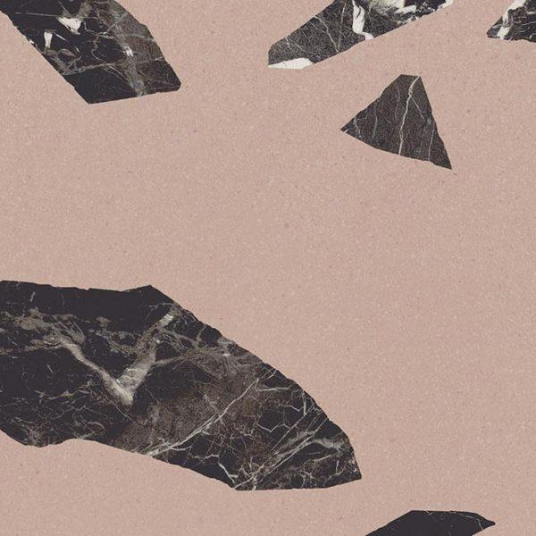 BENEDIKT TILES Ergon Medley Rock Pink 60×60 nat. rett.
