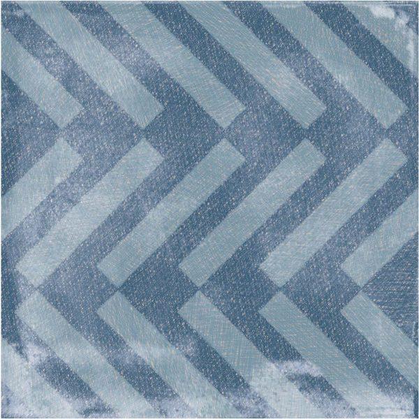 BENEDIKT TILES ABK Play Labyrinth Mix Multicolor 20x20 nat.