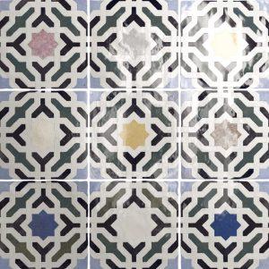 BENEDIKT TILES Equipe Artisan Decor Oasis 13,2×13,2