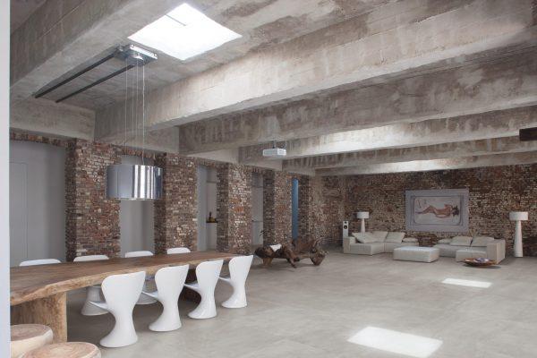 BENEDIKT TILES Ergon Architect Resin Berlin Grey 60x60 nat. rett.